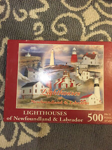 Newfoundland and Labrador puzzle