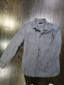 Mens dress shirts for sale sz small to large
