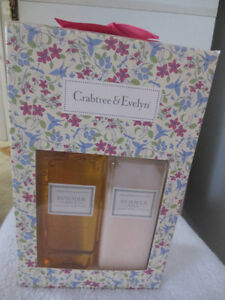 Crabtree And Evelyn Boxed Set