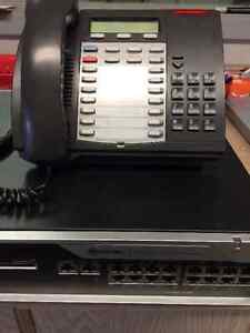 30+ VoIP 5020 Mitel Phones and Sx-200 cx Controller Box