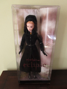 NIB Mattel Twilight JANE Doll Eclipse Pink Label Collector