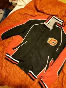 Calgary Flames coat/sweater