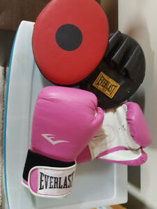 Boxing Gloves & Punch Mitts