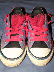 Girls Converse Sneakers size12