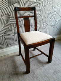 Wooden Feature Chair