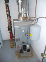 Oil Furnace and Burner