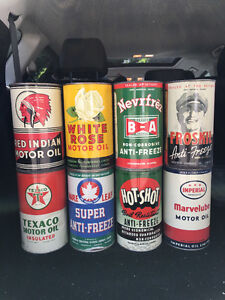 Want to buy Canadian Oil Cans