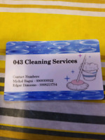 043 Cleaning Services.