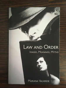 Law and Order by Mariana Valverde