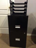 Classeur 2 tiroirs-2 drawer filing cabinet