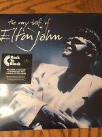 Best of Elton John Vinyl 2 records