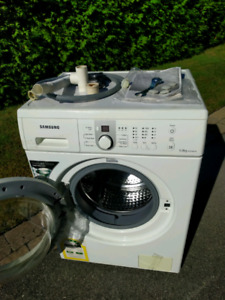 Washer, Samsung. Hurry up Price is reduced to $300 from $430