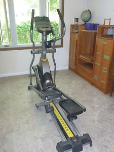 High End elliptical machine