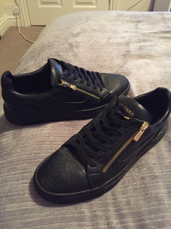 Glorious Shoes Black