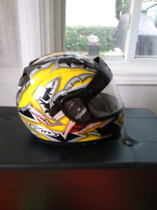 Casque moto full face