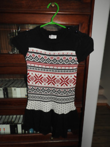 Knitted Children's Place dress