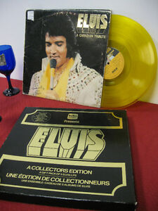 Elvis Gold Record -- FROM PAST TIMES Antiques - 1178 Albert St