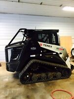 2012 Terex PT100 G forestry edition