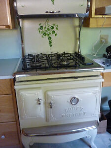 Cook's Delight Gas/Electric Stove