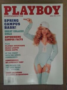 1993 April issue of Playboy