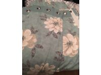 """Curtains lined heavy weight 90 x 90"""" £20 ex con b on Avon"""