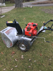 """Snowblower Craftsman-8hp-28""""path-All tuned up-ready for big snow"""