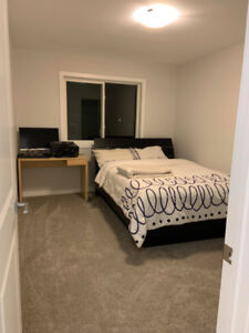 2 bedrooms for rent in a new house ,8 min to U of M,Female only