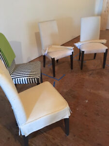 4 Ikea Dining Chairs ($40 for all 4)