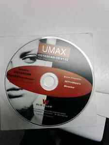 Umax scanner software and drivers.