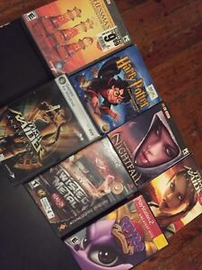 Games - PC and PS2 Kitchener / Waterloo Kitchener Area image 1