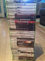 $40 Big XBOX 360 Game Sale! Everything must Go!