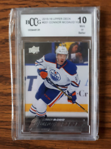 LOOK >> YGS CONNOR MCDAVID ROOKIE CARDS
