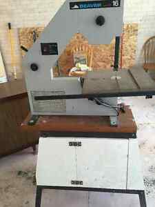 beaver band saws buy or sell tools in ontario kijiji classifieds. Black Bedroom Furniture Sets. Home Design Ideas