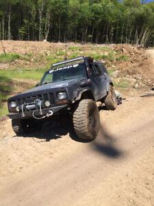 Cherokee off road