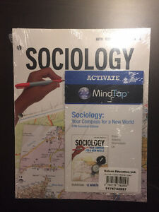 Unopened - Sociology: Your Compass for a New World