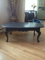 Wood coffee table for sale