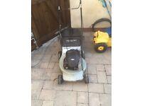 Masport 400al petrol lawnmower