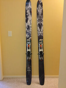 Atomic Automatic 183 Backcountry Skis
