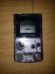Gameboy color atomic purple