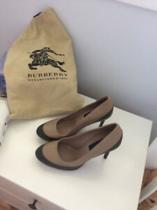 Brand new Burberry shoes