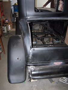 Project car - Model A Resto Rod