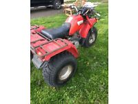 Honda 250es trike/ Quad bike