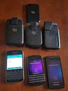 Blackberry Classic/Q10/Z10 near mint starting from $100