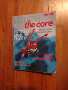 Marketing The Core 4th Edition Kerin USED