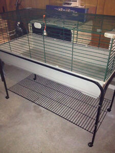 X Large Pet Cage with Stand