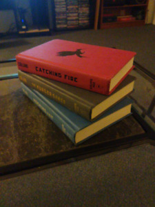 The hunger games trilogy (books)