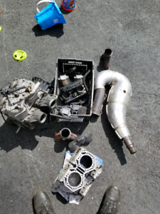 Skidoo 800etec Engine parts