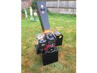 Petrol shredder / chipper / lawnmower