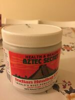 Aztec secret indian healing clay for acne, scars etc..