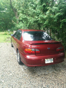 2003 Chevrolet Malibu LS Sedan MUST GO